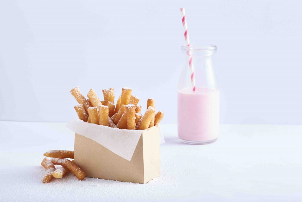 4. Donut Fries combo2